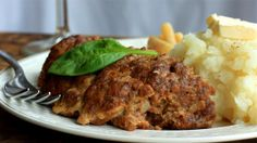 , The World's Moistest Meatloaf is an easy, flavorful main dish that tastes even better as leftovers. Meatloaf Recipes, Meat Recipes, Cooking Recipes, Recipies, Beef Dishes, Tasty Dishes, Easy Dinner Recipes, Easy Meals, Pork Casserole