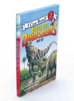 After the Dinosaurs Box Set: After the Dinosaurs / Beyond the Dinosaurs / The Day the Dinosaurs Died