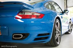 JWG Photography & Meticulous Details - Porsche 911 Turbo