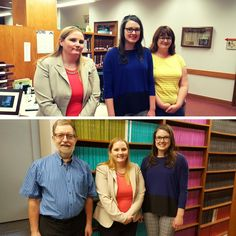 GPO's Jaime Huaman continues outreach visits to Federal depository libraries in North Dakota.