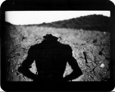 "Giacomo Brunelli; Gelatin Silver Process, 2012, Photography ""Untitled (Self-Portrait #03)"""