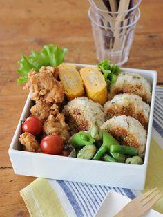 【ELLE a table】ゆずこしょうの焼きおにぎり弁当レシピ|エル・オンライン
