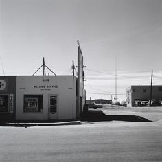 Robert Adams. Colorado Springs, Colorado. 1968