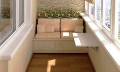 20 de idei cool pentru renovarea balconului