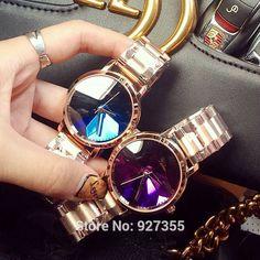 2017 New Hot Women Watch High Quality Luxury Rhinestone Wristwatch Lady Crystal Dress Watches Female Stainless Steel Band clocks