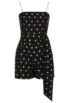 JUST brought home this adorable GOLD heart jumper from Top Shop ... Kate Moss's new collection ... LOVE IT!
