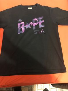 2a4c36b5a45c bape t shirt large  fashion  clothing  shoes  accessories  mensclothing   shirts