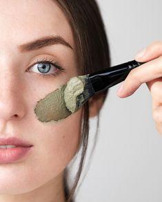 Detox Mask   Clarifying Facial Mask   Root Science Facial Skin Care, Facial Masks, Natural Eye Makeup, Natural Skin Care, Skin Tips, Skin Care Tips, Organic Face Products, Homemade Skin Care, Creative Makeup