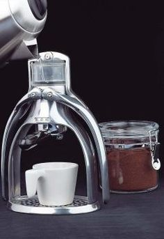 Is this the most elegant coffee machine ever?