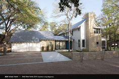 Modern Farmhouse - Cuppett Architecture