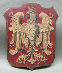Click image for larger version. Name: orzel e.jpg Views: 441 Size: KB ID: 639553 Polish Symbols, Monument In India, Poland Map, Polish Tattoos, Imperial Eagle, Polish Language, Polish Folk Art, Eagle Art, Eagle Design