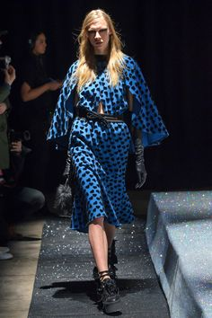 Nicopanda Fall 2016 Ready-to-Wear Fashion Show