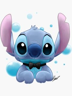 Stich the cutie Cartoon Wallpaper, Cute Disney Wallpaper, Wallpaper Iphone Disney, Cute Wallpaper Backgrounds, Cute Wallpapers, Disney Stitch, Lilo Y Stitch, Cute Stitch, Cute Disney Drawings