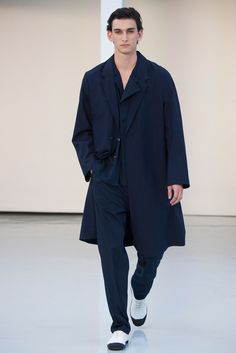 Lemaire - Spring 2016 Menswear - Look 18 of 27