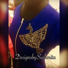 Intricate embroideries.., ! #bird #motif #birdmotif #croptop #skirt #indowestern #bespoke #customised #custom-made #uk #ukpunjabi #australia #sydney #canada #vancouver #britishcolumbia #usa #california #punjabidesigner #desidesigner #couture #indiandesigner #simicouturepret #designsbysushmita