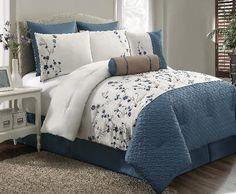 Sadie 8 Piece Comforter Set