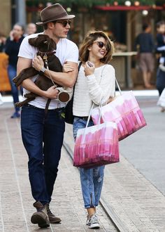Image result for sarah hyland street style