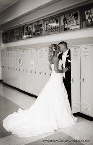 Wedding dress / Pinterest thanks cute for high school sweethearts