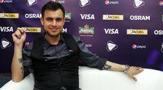 Interview mit Omar Naber (Slowenien) Eurovision 2017, Interview, Slovenia