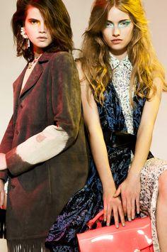 Sasha & Malwina for The Ones2Watch
