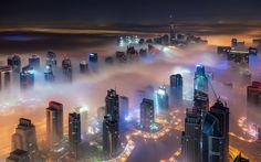 Dubay by night 7 - UAE