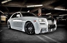 Wald Intl's Custom Rolls-Royce Ghost Shows What a Luxury Bodykit Should Look Like