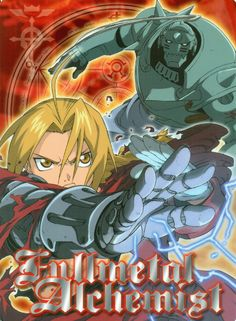Fullmetal Alchemist Pencil Board - Showa Note Ed and Al Shitajiki 2003 (Shitajiki)