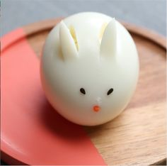 Rabbit | These Animal Shaped Boiled Eggs Are The Cutest Thing Ever