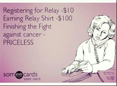 Relay for Life Chesapeake May 3, 2014