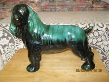 Collection and Event Pics Garden Sculpture, Lion Sculpture, Blue Mountain, Vintage Pottery, One Light, Cobalt Blue, Statue, Outdoor Decor, Pattern