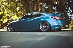Mean lookin' Genesis Coupe!