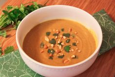 Winter is the best time for soup. Especially soups with warm spices like turmeric, cumin and cinnamon that just make you feel full and satisfied. This recipe, from Dr. Weil is exactly that type of meal. I decided to make this soup on an especially cold night and serve it with crunchy cashews and crisped up …