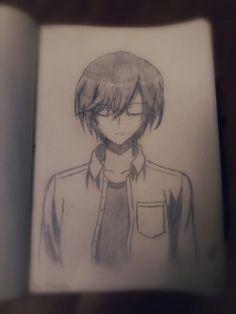 My Yuu Otosaka Drawing 2