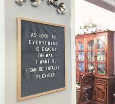 You can use your letter board to display a funny quote and bring personality to your home. Here are the best funny letterboard quotes! Motivacional Quotes, Life Quotes Love, Quotable Quotes, Great Quotes, Funny Quotes, Inspirational Quotes, Quotes Home, Cherish Quotes, Simple Quotes
