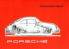 STORMWHEELS: Germany 1956 - PORSCHE