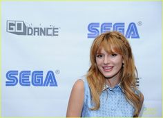 bella thorne sega event nyc 18