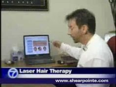 Low level laser hair therapy is a revolutionary, non-invasive breakthrough for both men and women suffering the devastating effects of hair loss. Laser Hair Therapy, Revolutionaries, Hair Loss, Hair Growth, Youtube, Women, Hair Growing, Laser Removal, Losing Hair
