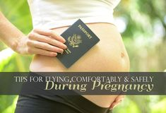 flying safely during pregnancy