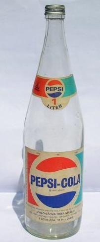 Pepsi - One Liter Bottle