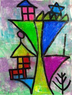 klee inspired --Paul Klee inspiration.