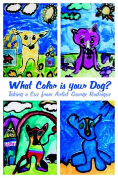 Celebrate man's best friend with this charming early elementary activity! http://www.artsandactivities.com/AA040938.pdf