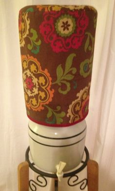 5 gallon water cooler cover by on etsy - 5 Gallon Water Cooler