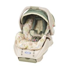 Graco SnugRide Infant Car Seat, Winnie the Pooh Days of Hunny '08 ($89) ❤ liked on Polyvore featuring baby and baby stuff