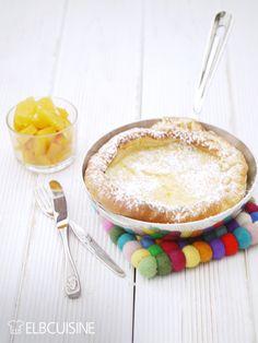 Ofenpfannkuchen für ein gemütliches Frühstück – und die geniale Pfanne könnt ihr bei mir gewinnen!