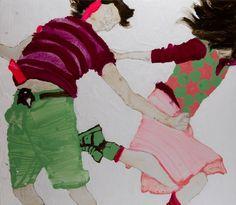 rauha mäkilä Illustrations, Contemporary Paintings, Finland, Cool Art, Print Patterns, Drawings, Idea Box, Artist, Prints