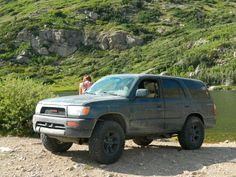 Jenny Lake, Rollins Pass, Colorado.  Pre everything.