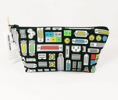 Technology Toiletry Bagback in stock! http://ift.tt/1LMhqo9  #sleep #sleepmask #travel #technology #computer #peripheral #colorful #wednesday #cords #robotics #robot #makeupbag #spa #electronics #fireboltcreations #etsy #etsyscout #etsyshop #etsyseller #etsyfinds #nerdy #travelbag #nerd #geek #makeup #design #graphic #computerscience #electronic
