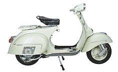 Vespa 150 GL - 1963