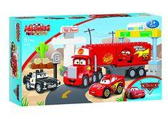 Cars & Truck Grand Prix Highway Building block 51 pieces Duplo compatible toy set for 3+ preschoolers Little Treasures http://www.amazon.com/dp/B01C4SNSQ8/ref=cm_sw_r_pi_dp_zbZ-wb03WCH3R