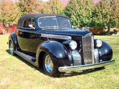 Packard 110 Custom Convertible (1940)